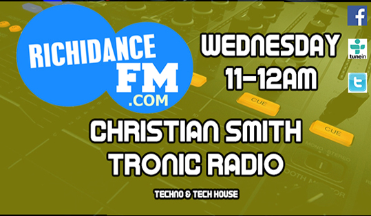 Christan Smith - Tronic Radio